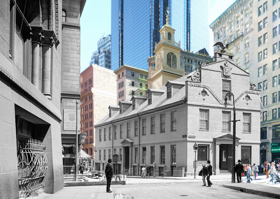 Old State House Art | Mark Hersch Photography