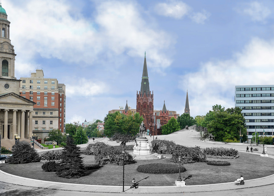 Thomas Circle Art | Mark Hersch Photography