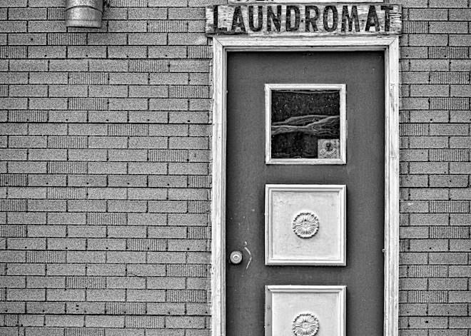 Laundromat Day Photography Art   Craig Edwards Fine Art Images