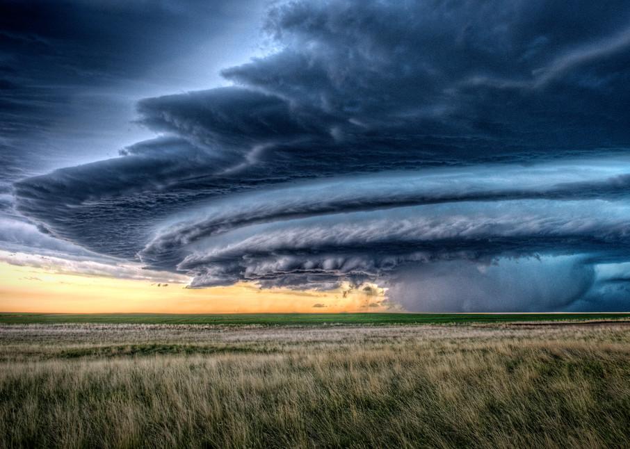 Prairie Storm Photography Art | Craig Edwards Fine Art Images