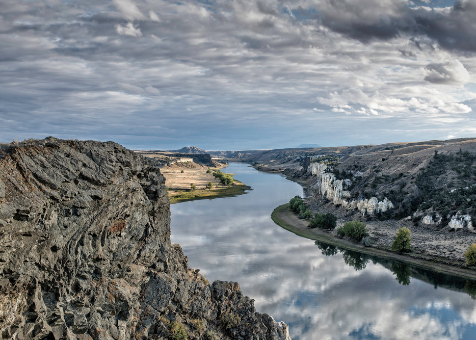 Burnt Butte, White Rocks Photography Art | Craig Edwards Fine Art Images
