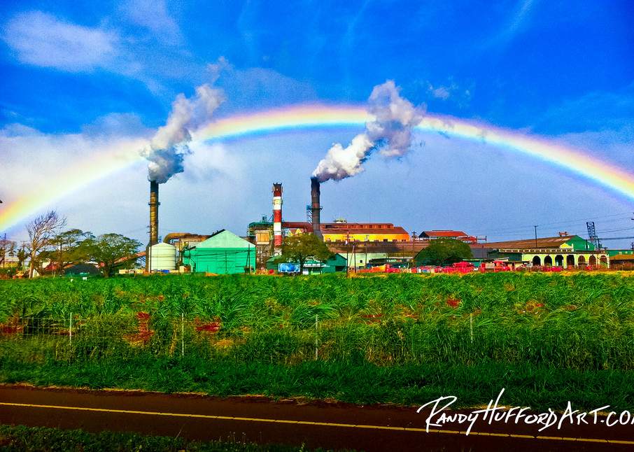 Puunene Sugar Mill
