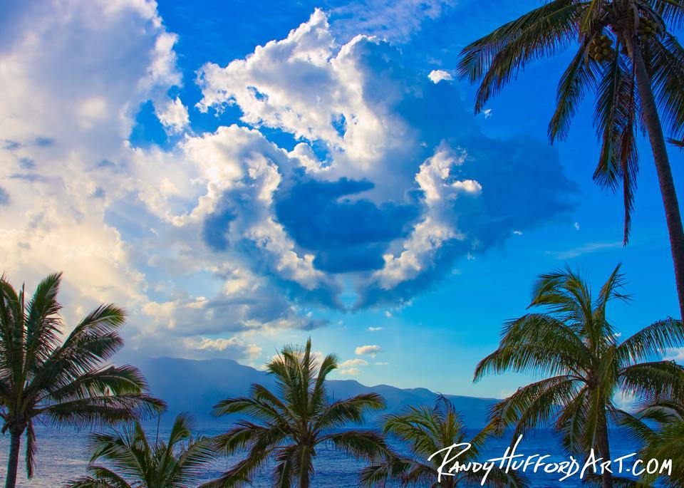 Spirit Clouds Of Maui