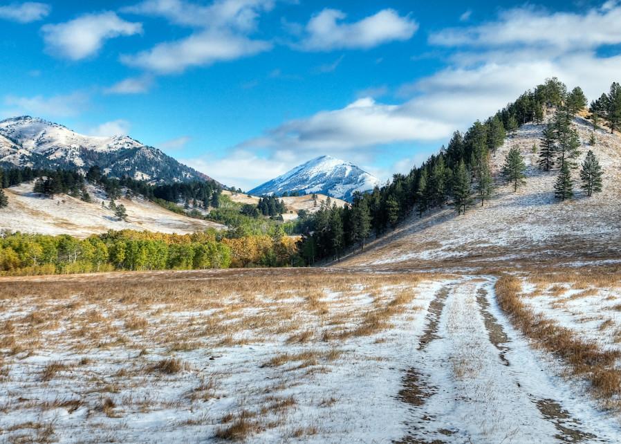 Mtn Pasture Road Photography Art | Craig Edwards Fine Art Images