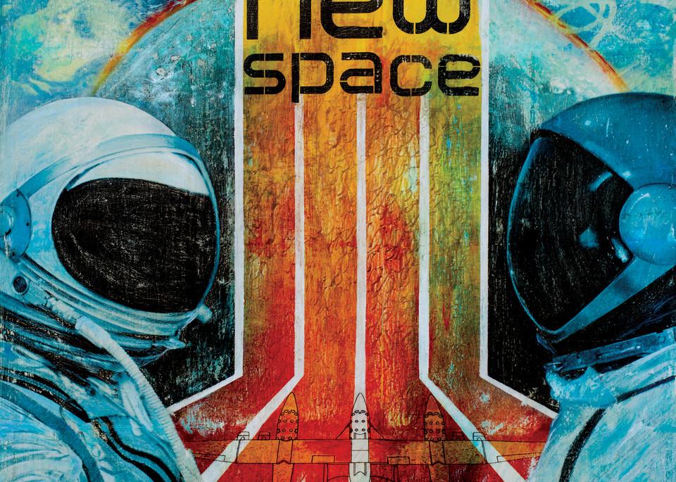 Newspace Art | Kyle Schember