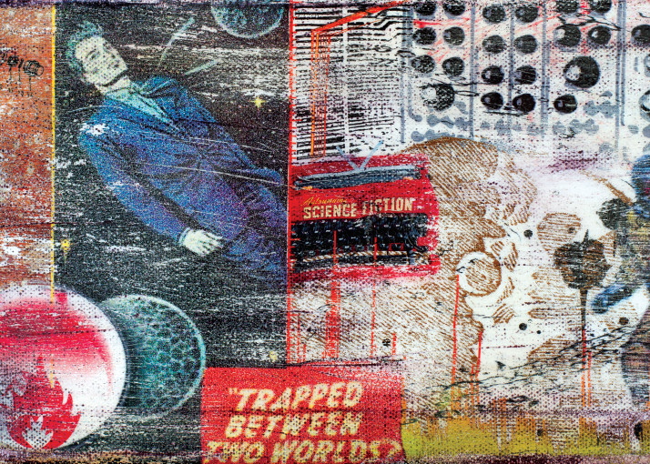 Trapped Art | Kyle Schember