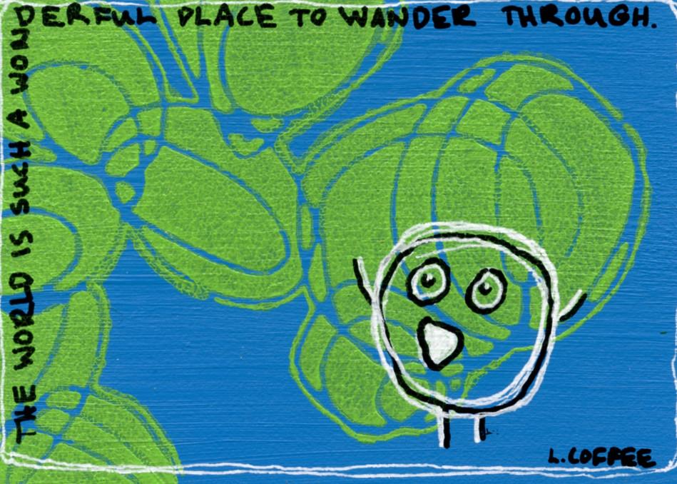Wander Art | Laura Coffee