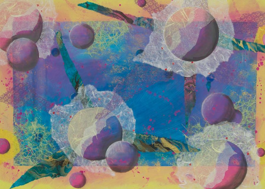 Space #9 Cosmic Interlude