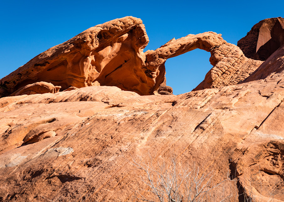 Valley of Fire Natural Arch