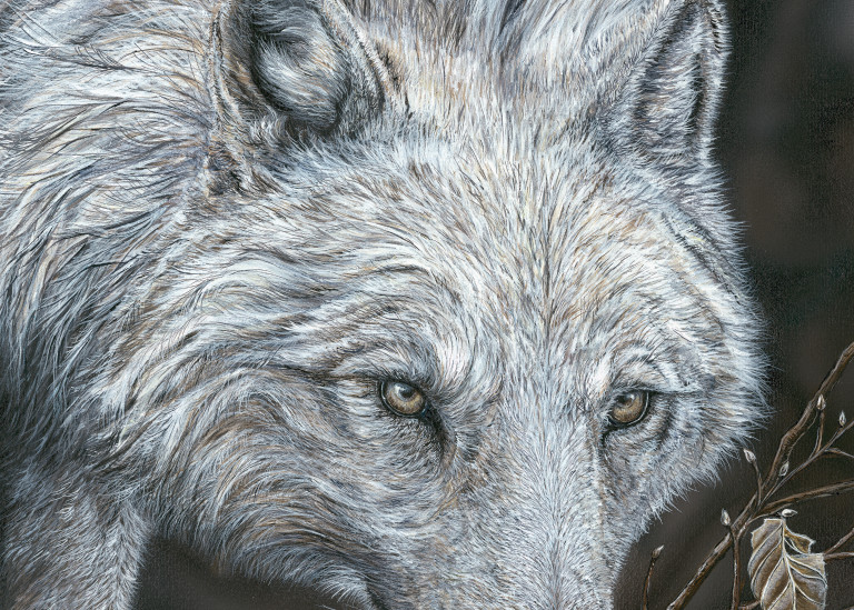 White Spirit Art | Amy Keller Rempp Art