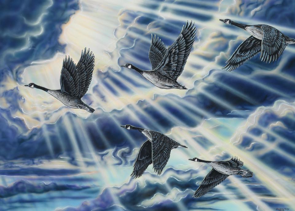 Life's Journey Art | Amy Keller Rempp Art