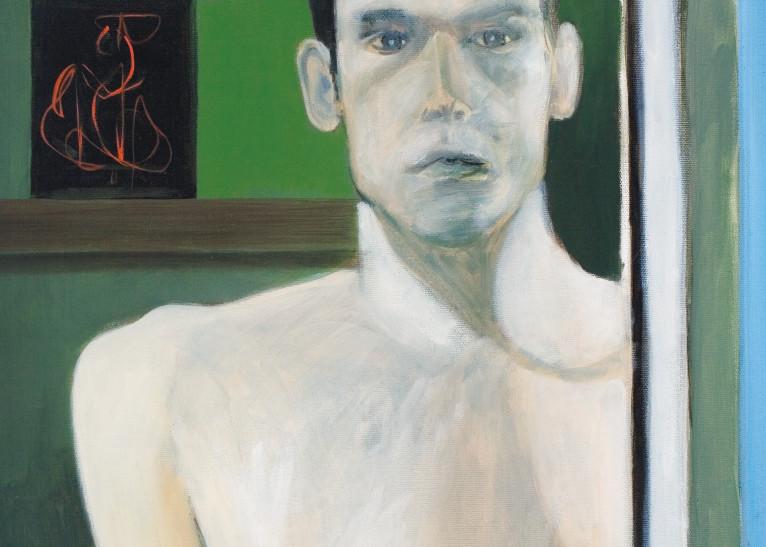 Self Portrait Art | Sandy Garnett Studio