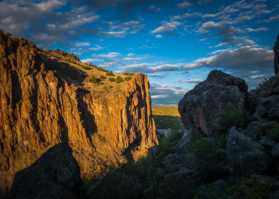 Sunset Diablo Canyon Art   jonathankeeton