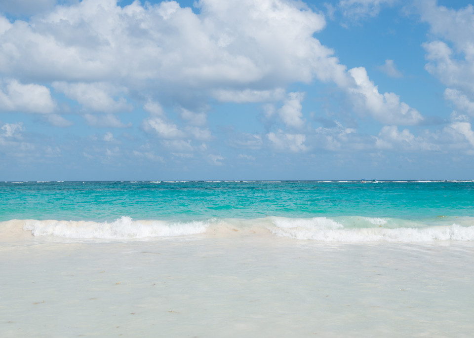 Tulum Sea Clouds