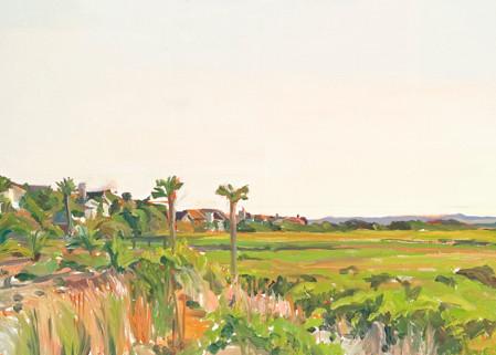 Sunup On Seabrook / Print Art | Crystal Moll Gallery