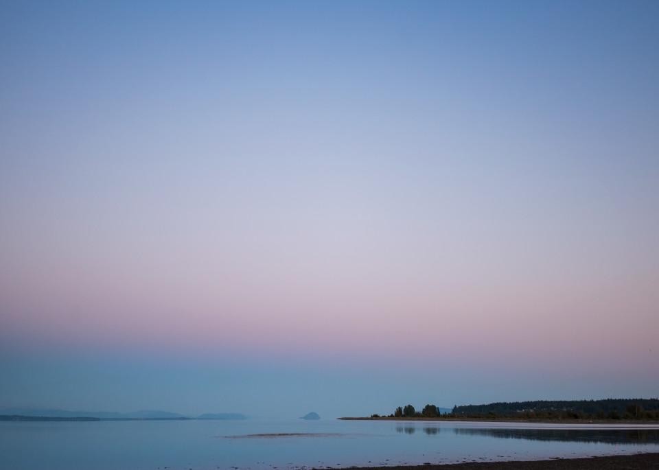 Evening Beach Art | James Alfred Friesen