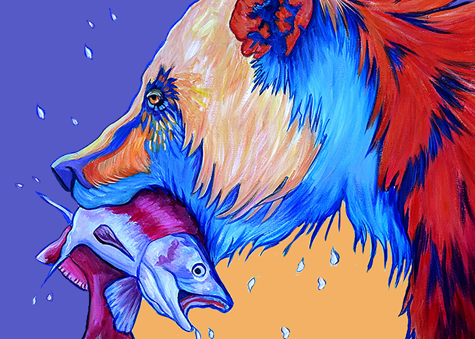 Salmon A La Carte