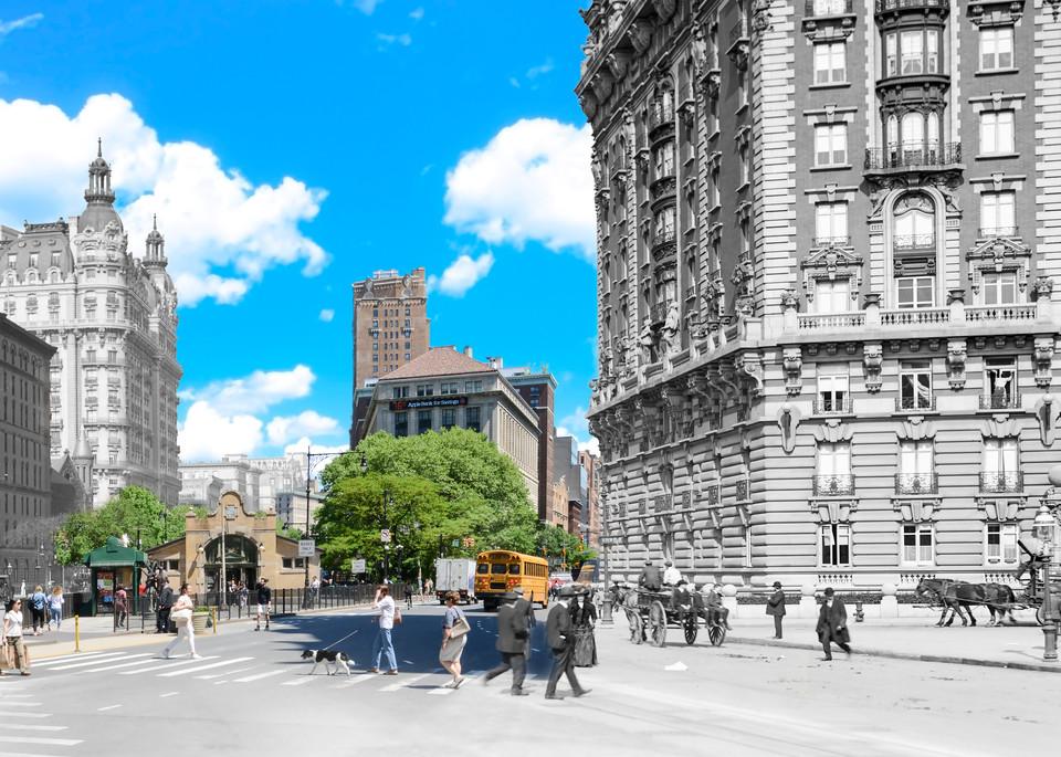 Broadway & 72nd Street Art | Mark Hersch Photography