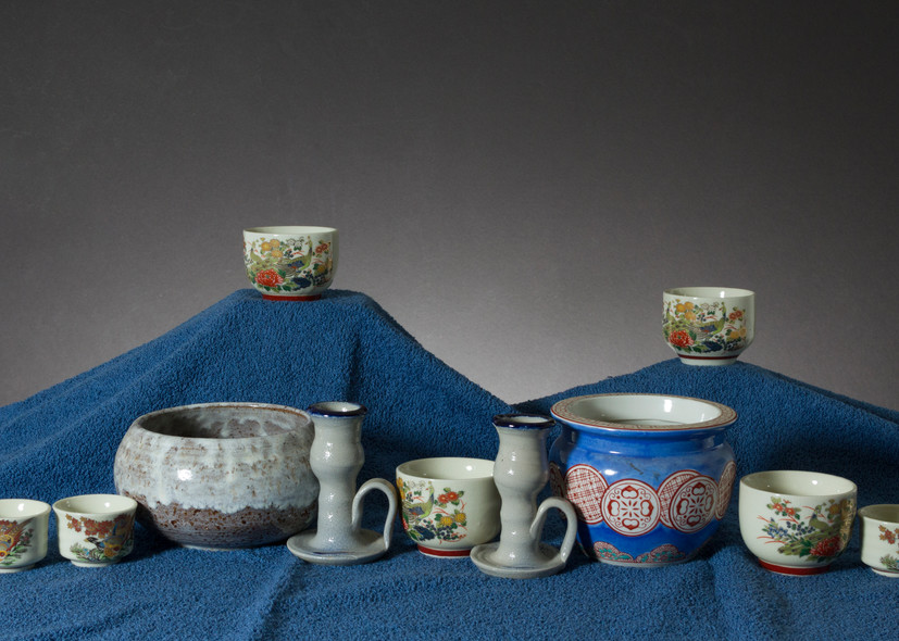 Fine Art Photographs of Chinaware by Michael Pucciarelli
