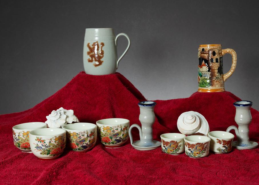A Fine Art Photograph of Mugs by Michael Pucciarelli