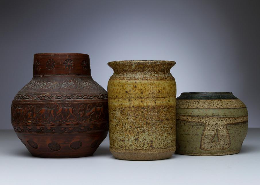 A Fine Art Photograph of Vases by Michael Pucciarelli