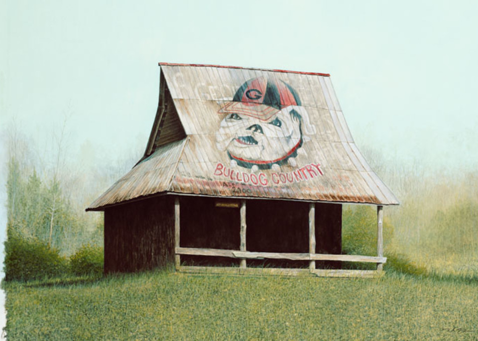 Hill, uga barn, scan