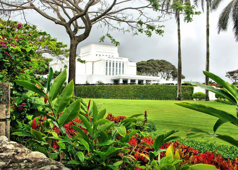 Laie Hawaii Temple