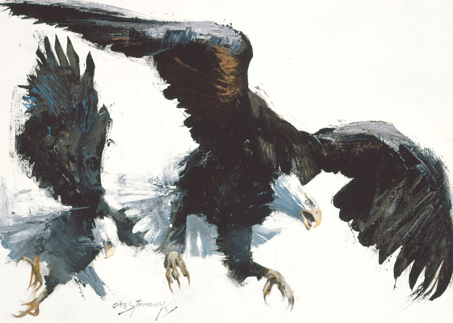 Eagles Art | Lesa Delisi, Fine Arts