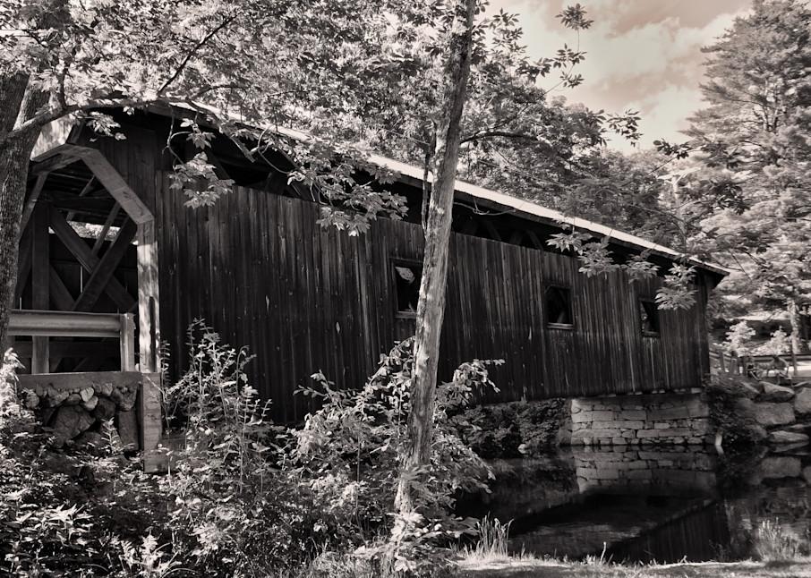 New Hampshire Covered Bridge Art | Peter J Schnabel Photography LLC