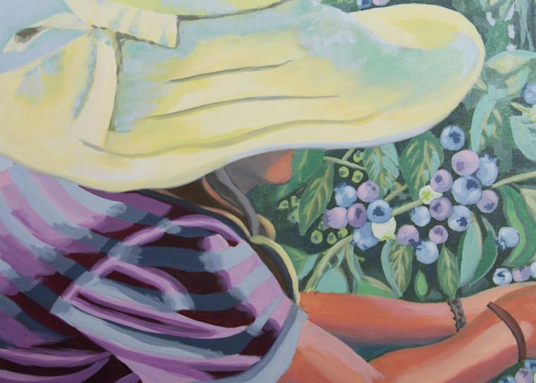 Gathering Goodness Art | Kristin Webster Art Studio