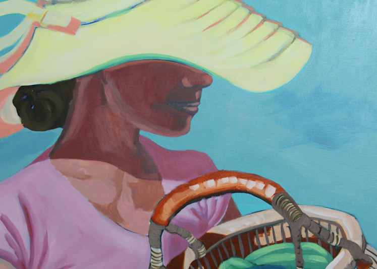 Pondering Pepitos Art   Kristin Webster Art Studio