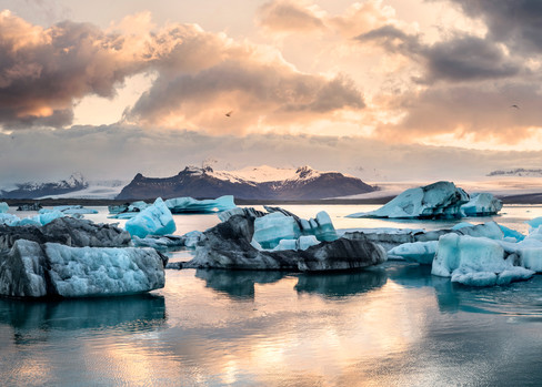 Breathless - Iceland's Jökulsárlón Glacier Lagoon