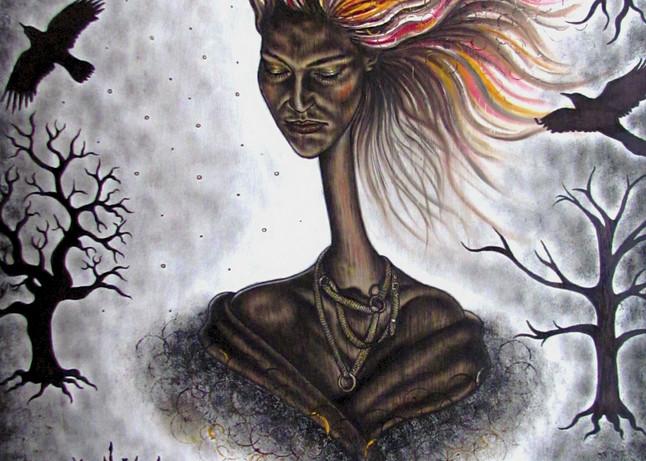 Magic Under The Moonlight Art | PMS Artwork