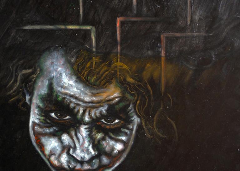 The Joker Art | PMS Artwork