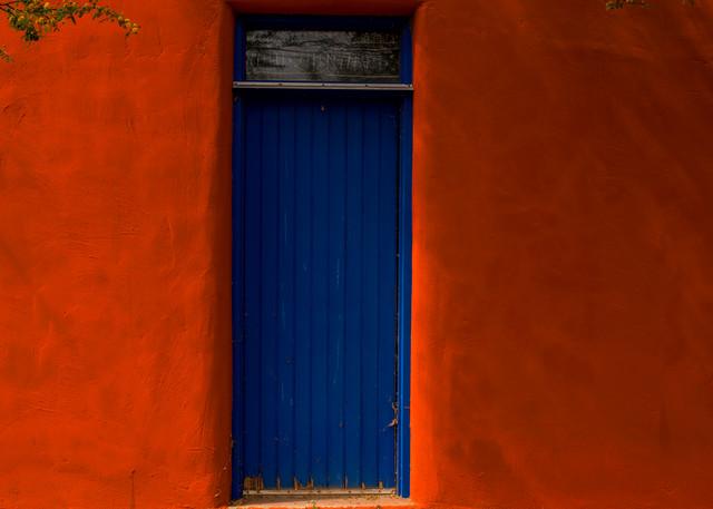 DP567 Blue Door 2.0