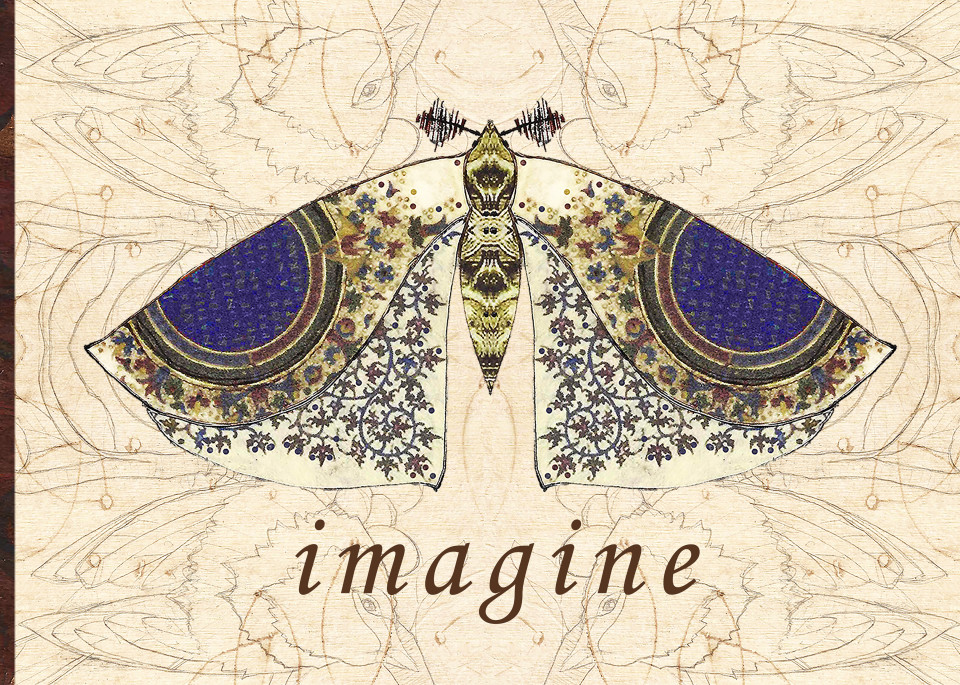 Imagine Art | Karen Sikie Paper Mosaic Studio