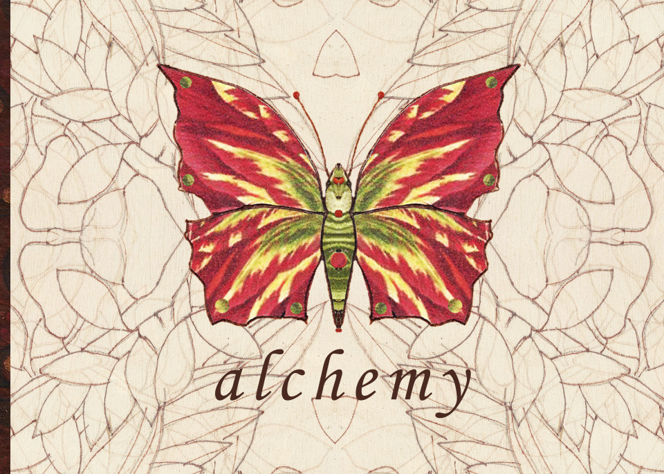 Alchemy Art | Karen Sikie Paper Mosaic Studio
