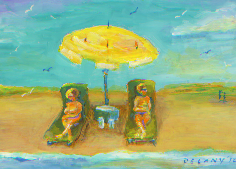 Horseneck Beach #5 Art Print