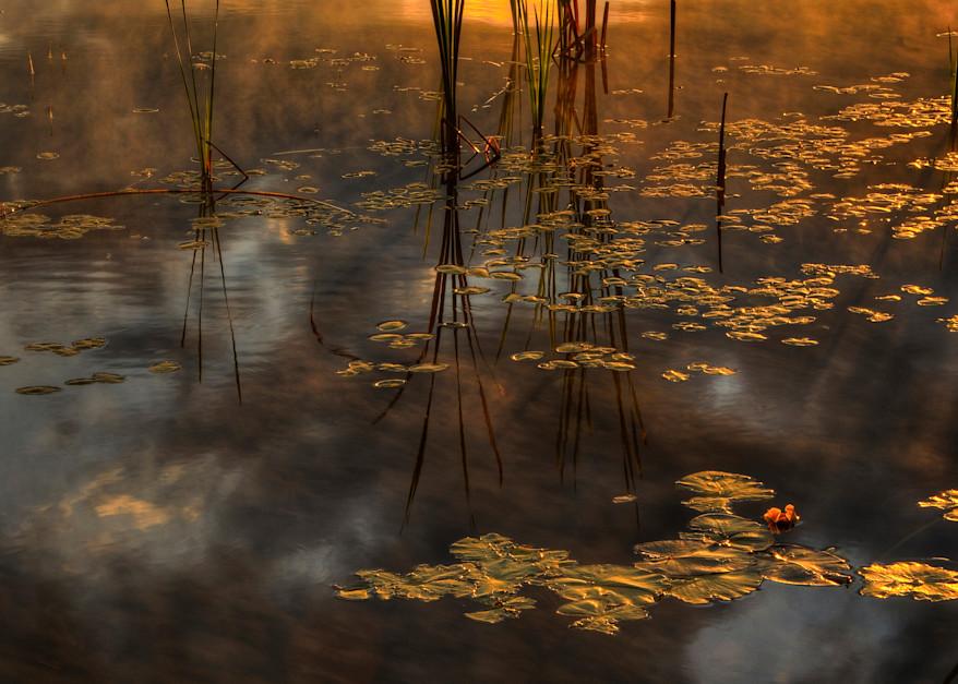Sunrise On Fern Lake Art | Michael Sandy Photography
