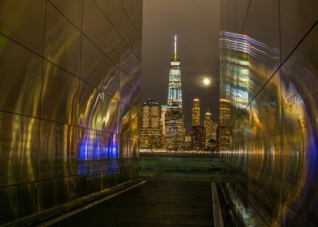 The Freedom Tower Art | Michael Sandy Photography