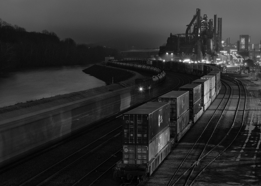 Along the Tracks II - Michael Sandy Photography