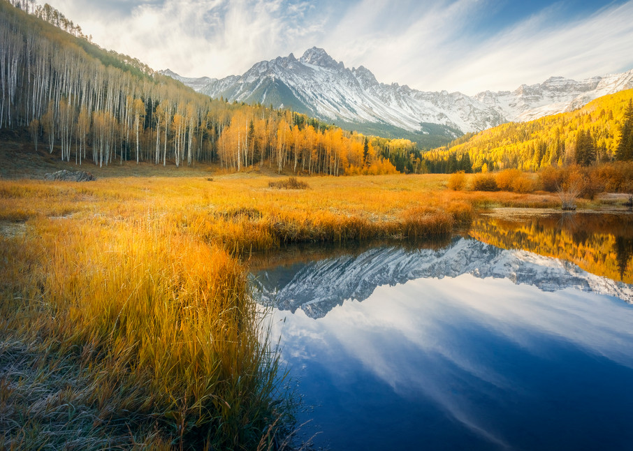 Reflecting On Fall Photography Art | Derrick Snider Imagery
