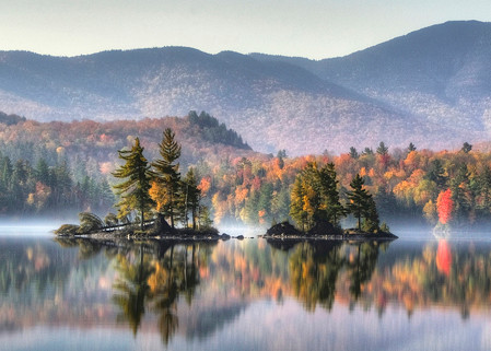Adirondack Reflections Art | Michael Sandy Photography