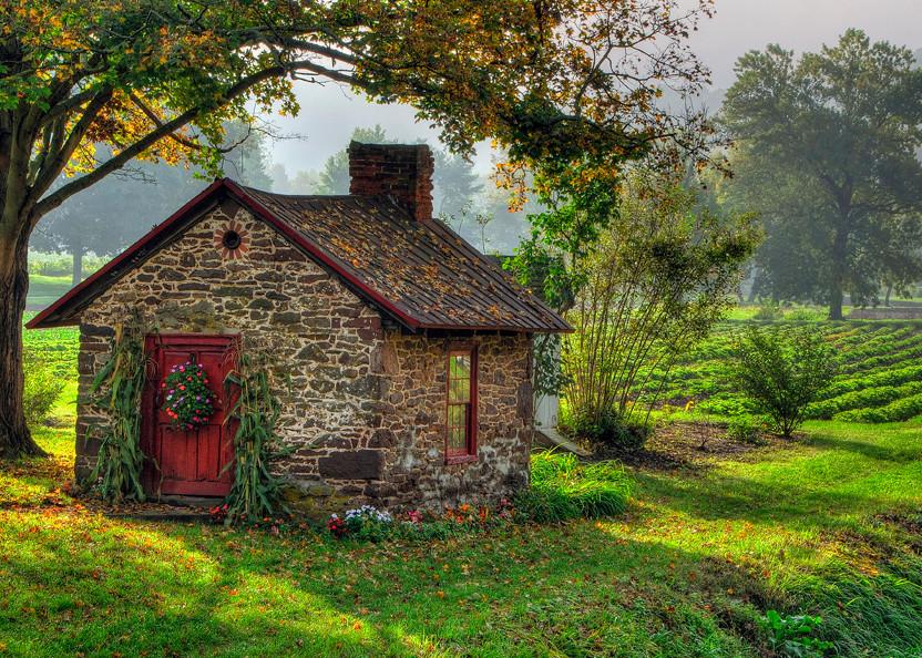 Bucks County Bathhouse - Michael Sandy Photography