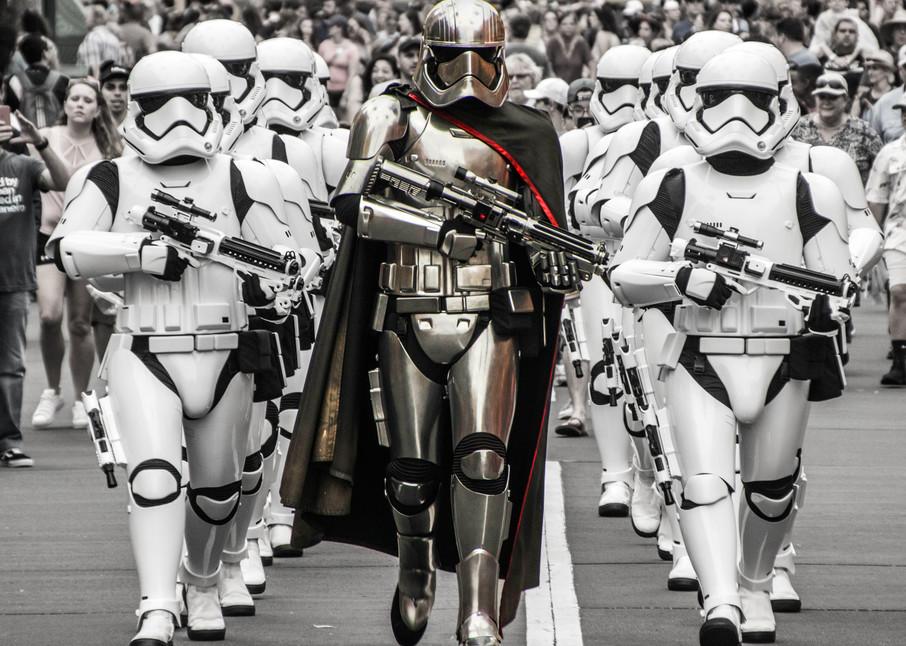 Stormtroopers March - Disney Star Wars Art | William Drew