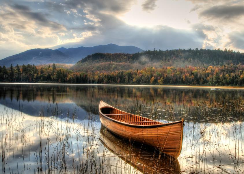 Autumn On Connery Pond Art | Michael Sandy Photography