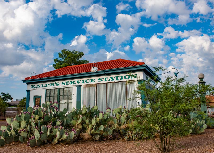 USA, Arizona, Tucson, Armory Park Neighborhood