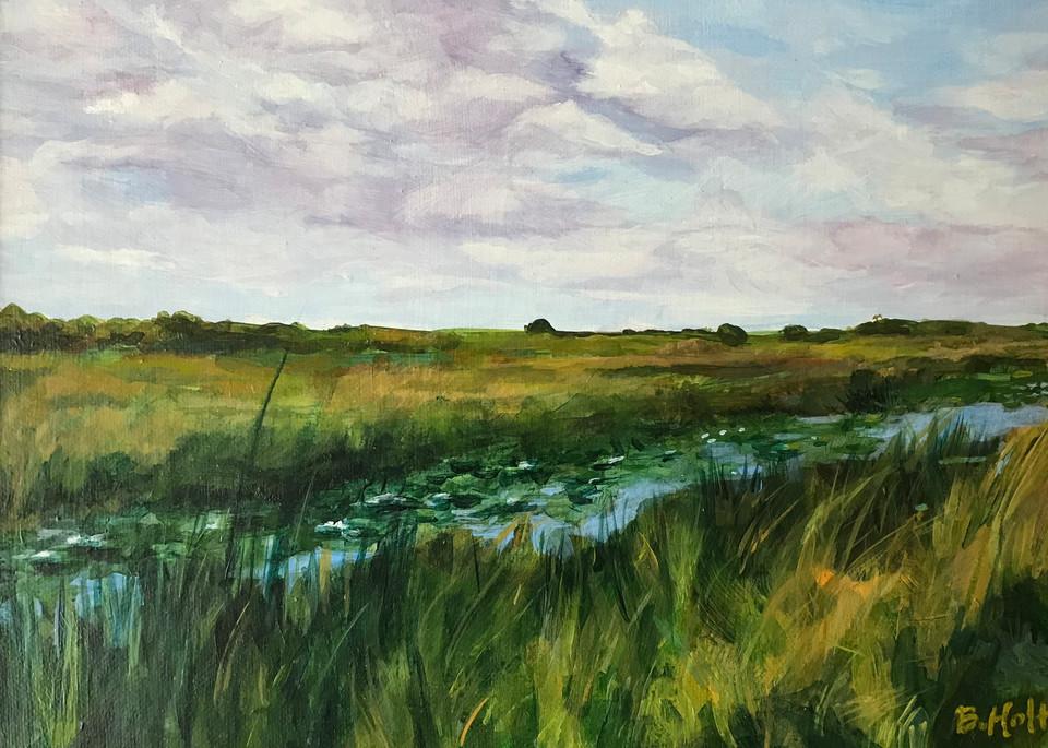 Serene Everglades Art | Roost Studios, Inc.