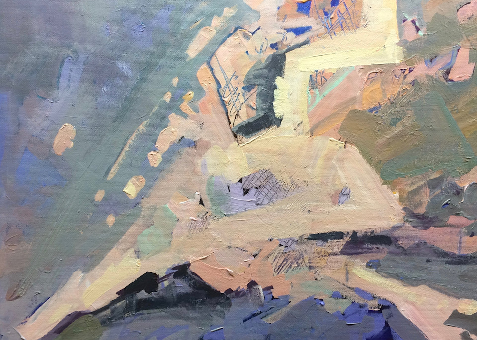 Leaping  Art   Lesa Delisi, Fine Arts