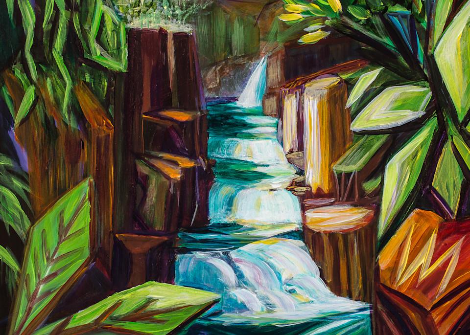 Eternal Falls